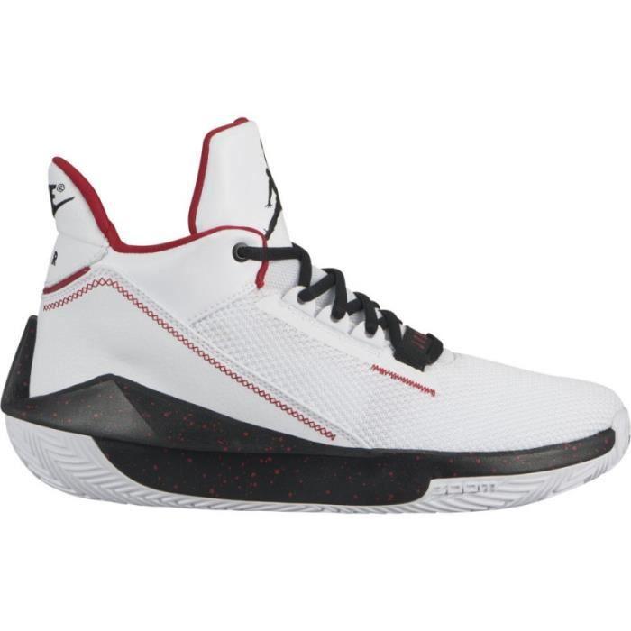 grand choix de 486b6 c2743 Chaussure de Basketball Jordan 2x3 Blanc pour homme