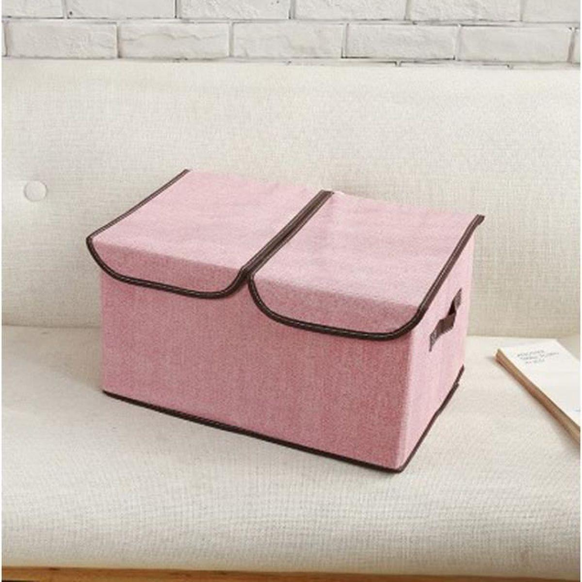 boite panier rangement pliable achat vente pas cher. Black Bedroom Furniture Sets. Home Design Ideas