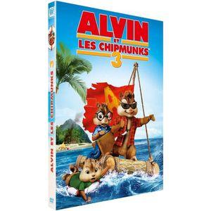 DVD FILM DVD Alvin et les Chipmunks 3