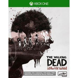 JEU XBOX ONE The Walking Dead Intégrale Jeu Xbox One