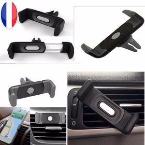 FIXATION - SUPPORT SUPPORT TELEPHONE VOITURE-Grille de ventilation po