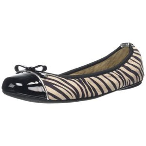 Les Twists Taille femmes 1O5FKE Cara ballerines 40 Butterfly THwgnqZxq