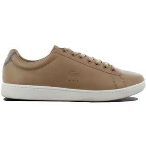 89ec1bec8d7ca Lacoste Carnaby Evo 416 1 CAM 7-32CAM0022C21 Brun Chaussures Homme Sneaker  Baskets Pointure: EU 45 UK 10.5