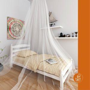 moustiquaire lit achat vente moustiquaire lit pas cher cdiscount. Black Bedroom Furniture Sets. Home Design Ideas