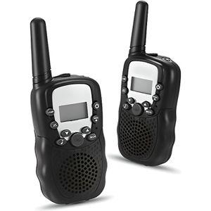 TALKIE-WALKIE JOUET Talkies-walkies pour les enfants Enfants 2-Way Rad