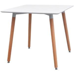 Table et chaises achat vente table et chaises pas cher for Table de salle a manger et 4 chaises noir mdf