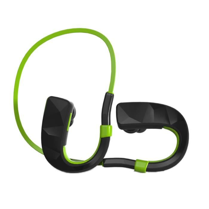 Casque - Ecouteurs Bluetooth Sans Fil Intra-auriculaire Stéréo Sport Étanche Gn Zhm61116001gn_381