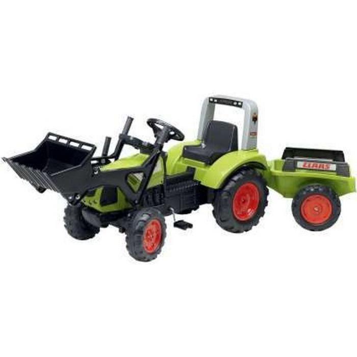 tracteur a pedales class achat vente jeux et jouets. Black Bedroom Furniture Sets. Home Design Ideas
