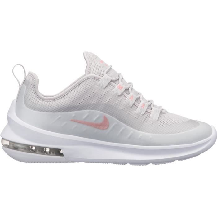 half off bc6b2 1d268 BASKET NIKE AIR MAX FEMME NEWS AXIS GRISE 18 19 surveteme