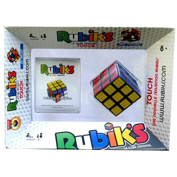 CASSE TETE WINGAMES Rubiks Speed Cube 3x3 Touch