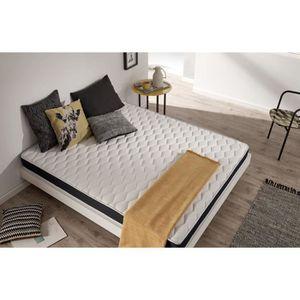 matelas 160x70 achat vente matelas 160x70 pas cher cdiscount. Black Bedroom Furniture Sets. Home Design Ideas