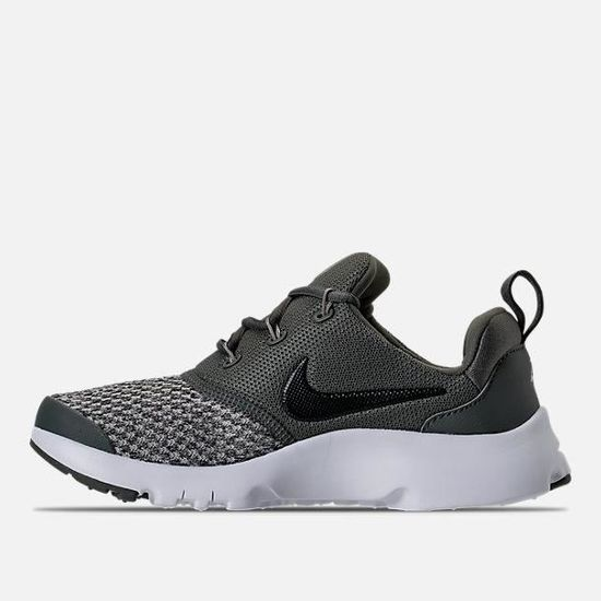 reputable site 1ef7c 08199 BASKETS NIKE PRESTO FLY SE AA3064-001 Noir Cool Gris Blanc Anthracite Gris- Blanc-Anthracite - Achat   Vente basket - Cdiscount