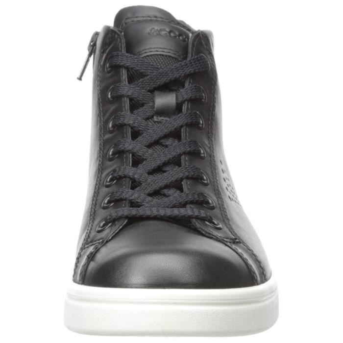 Sneaker 43 Wbqc9 Top Taille Ecco 4 High Douce Mode q6x81I