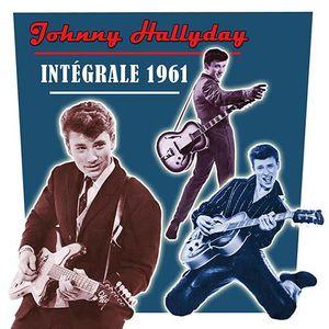 CD POP ROCK - INDÉ CD JOHNNY HALLYDAY - INTÉGRALE 1961