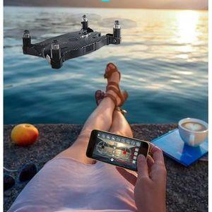 DRONE Pocket Selfie Drone, le mini drone portable à camé