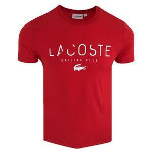 7f400c4ed7 T-shirt Lacoste homme - Achat / Vente T-shirt Lacoste Homme pas cher ...
