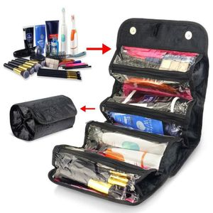 TROUSSE DE MAQUILLAGE Zodaca® Trousse de Toilette Rangement Maquillage S