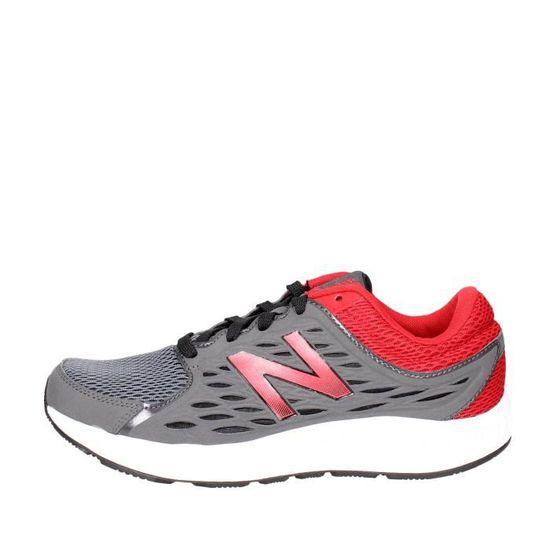 New Balance Sneakers Homme Gris, 46½ Gris Gris - Achat / Vente basket
