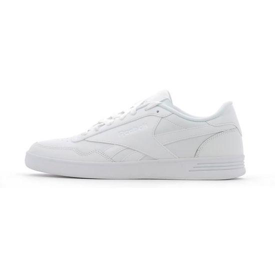 Chaussures basses Reebok Royal Techque T Blanc Blanc - Achat / Vente basket