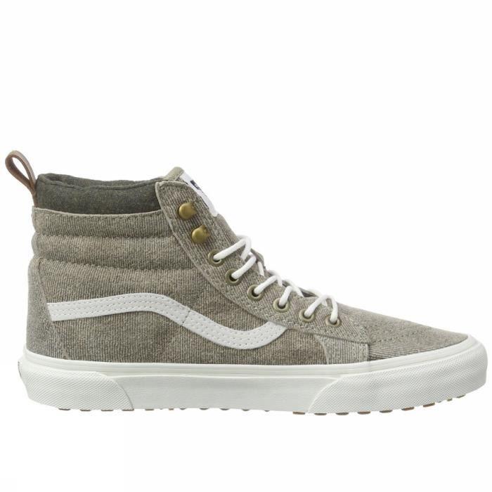 VANS Chaussures Sk8-Hi MTE Denim Sde Femme