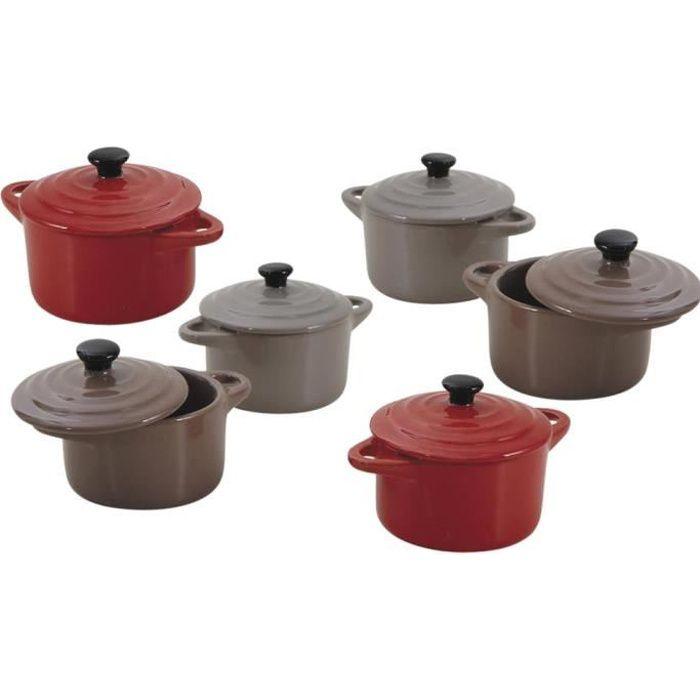mini cocotte ceramique - achat / vente mini cocotte ceramique pas