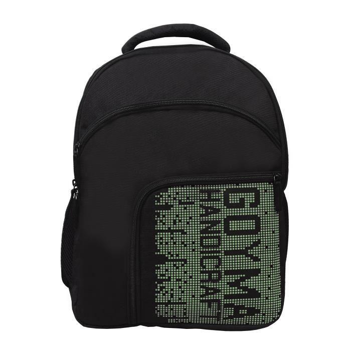 Couleur Pop Homme Imprimer 27 litres sac à dos pour ordinateur portable Casual - épaulière Ultra Soft FSAYF