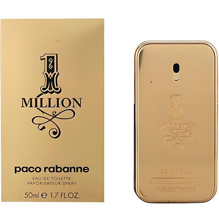 Parfum 1 million achat vente parfum 1 million pas cher - One million paco rabanne pas cher ...