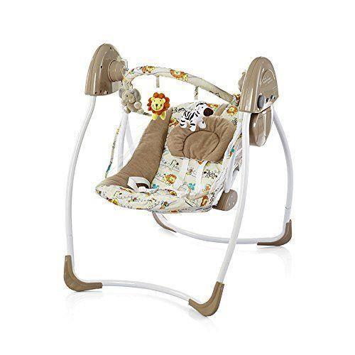 chipolino transat electrique pour b b confort lions. Black Bedroom Furniture Sets. Home Design Ideas