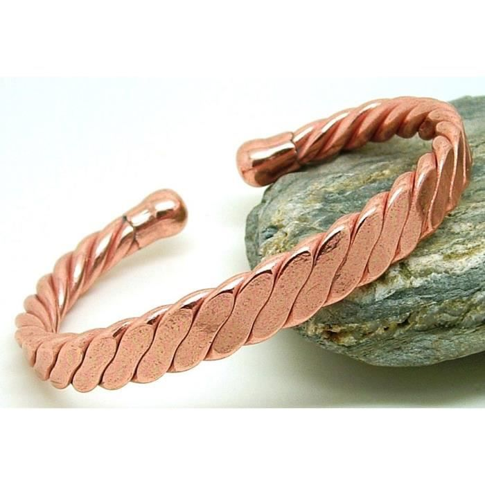 Aimants Cuivre Modèle Saba Bracelet Avec hxsQrdCt