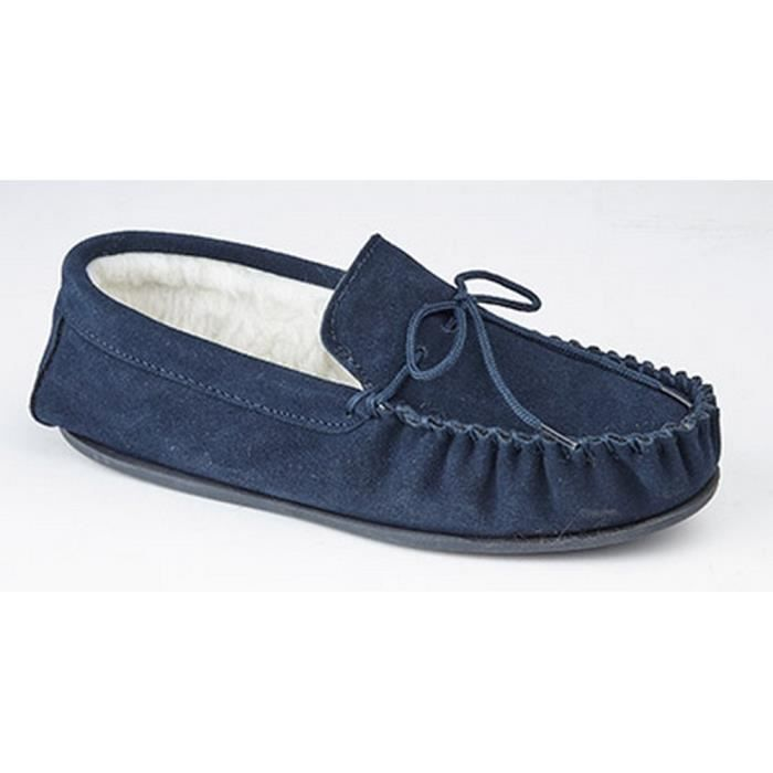 Mokkers Oliver - Chaussons style mocassins - Ho... eXfQJ