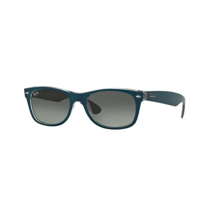 Lunettes de soleil Ray-Ban HommeNEW WAYFARER RB2132 619171 Bleue55 x 40,7