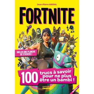 Livre De Coloriage Fortnite.Fortnite 100 Trucs A Savoir Pour Ne Plus Etre Un Bambi