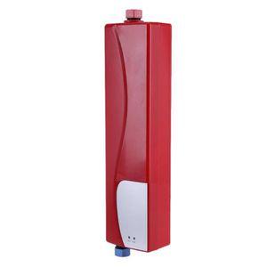 CHAUFFE-EAU 220V 3000W Mini chauffe-eau électrique sans réserv
