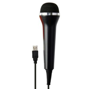 INSTRUMENT POUR JEU Universal USB Wired Microphone pour PS4 PS3 Xbox O