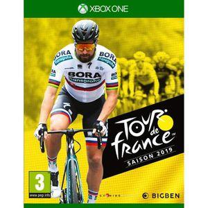JEU XBOX ONE Tour De France 2019 + 14 jours d essai Xbox Live