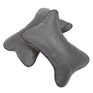 APPUI-TÊTE 2pcs voiture protege-oreiller cou appui-tete respi