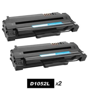 TONER Twin Pack = 2 Cartouches de Toner Samsung MLT-D105
