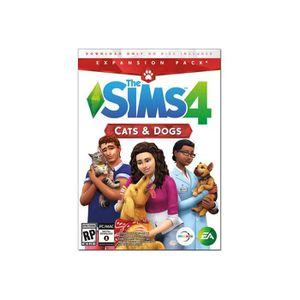 JEU PC Les Sims 4 + Cats & Dogs Mac, Win téléchargement