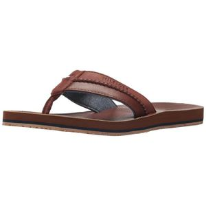 Men's 42 Dilly Flat Tommy Sandal Hilfiger FYK97 Taille 05qWw1