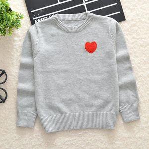 2ba1375b7add5 GILET - CARDIGAN Tout-petit bébé garçon en tricot imprimé cœur cout ...