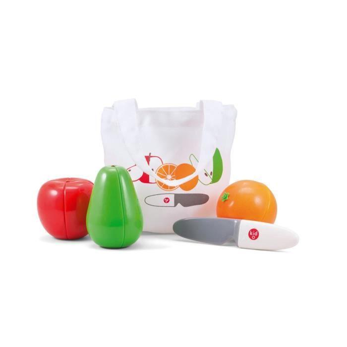 KID O Set De Fruit Magnétique