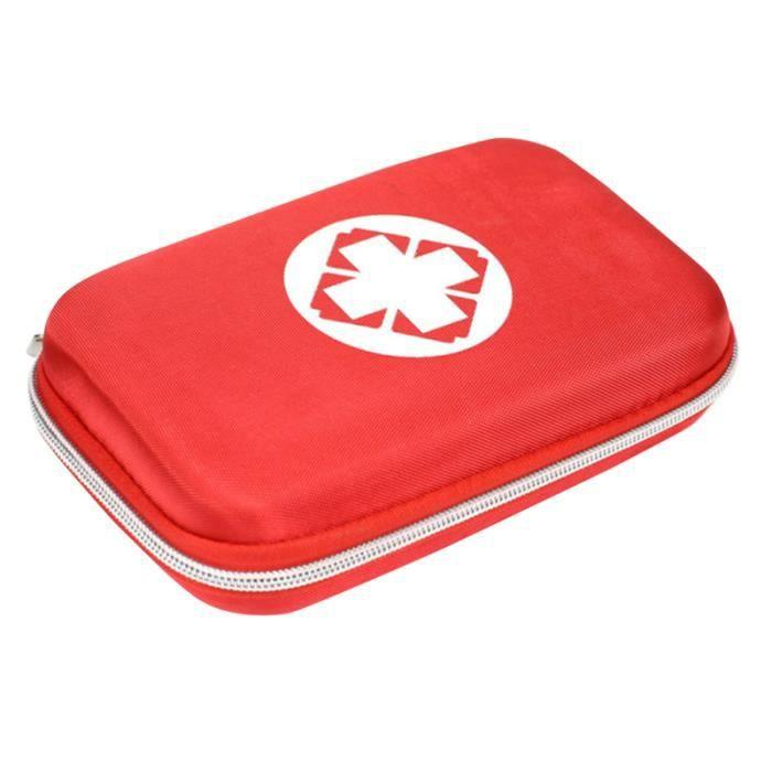 PUCE PREMIERS SECOURS 1 pc EVA Sac de premiers secours Portable Sac médi