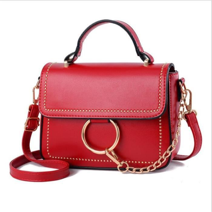 sac chaine luxe sac à main femme de marque luxe cuir 2017 cartable femme meilleur Haut qualité sac a bandouliere femme