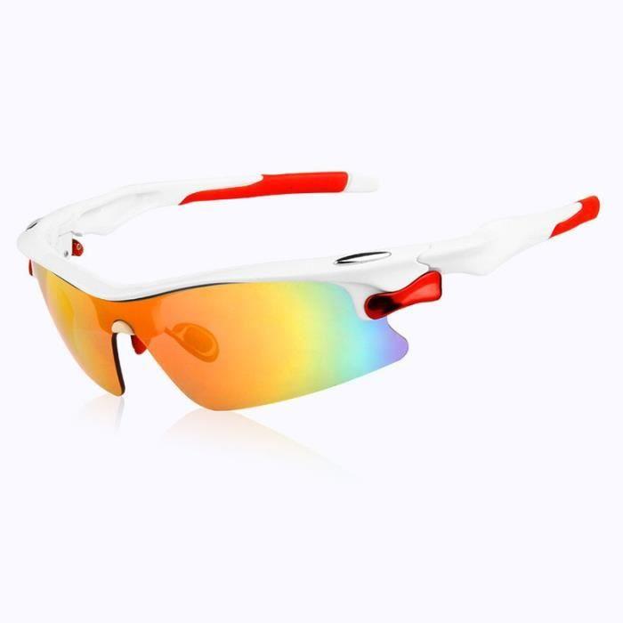 Demeuble-6126 Cyclisme professionnel extérieur des lunettes polarisantes  Lunettes de sport Lunettes de soleil Lunettes de vélo vélo 9c7f17415226