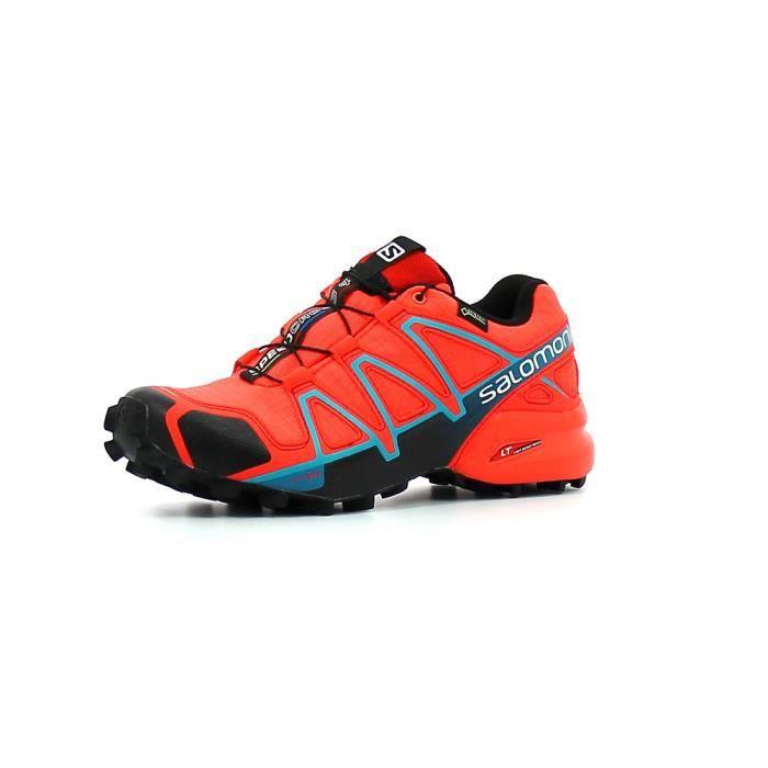 9be9a8f364c CHAUSSURES DE RUNNING Chaussure de Trail femme Salomon Speedcross 4 GTX