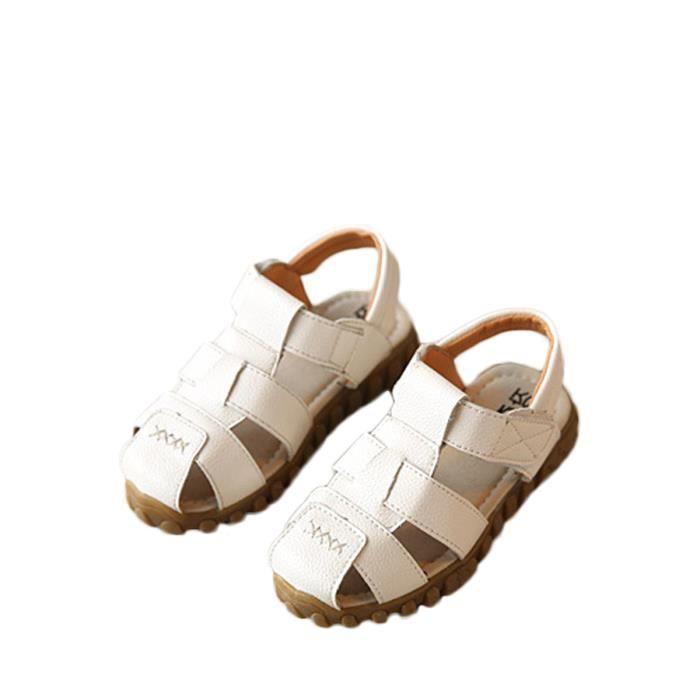 Velcro mignon sandales confortables pour les garçons 1652886