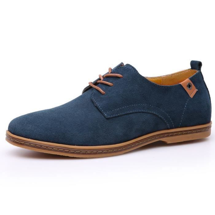sports shoes afd26 a6979 MOCASSIN Chaussure Mocassins homme - Suede classic oxford c
