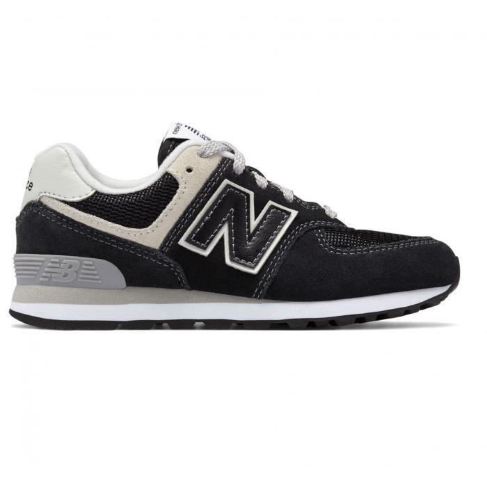 separation shoes 7039f a82cb Basket mode New Balance PC574 Noir