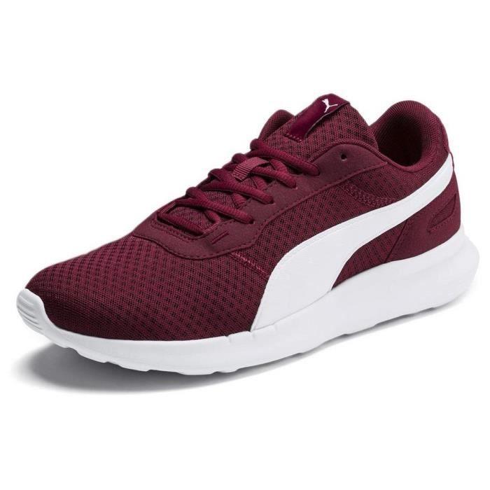 chaussures homme baskets puma st activate. ce style frais est synonyme de confort léger! une tige en mesh air très élégante et respi