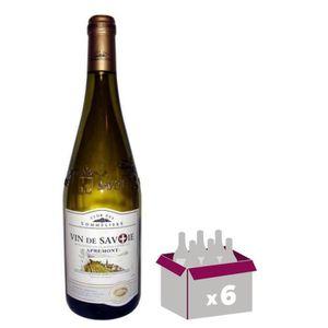 VIN BLANC Appremont 2011 Vin de Savoie - Blanc - 75 cl x6 -